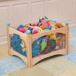 Thumbnail 0 of Playroom Clear Toy Box